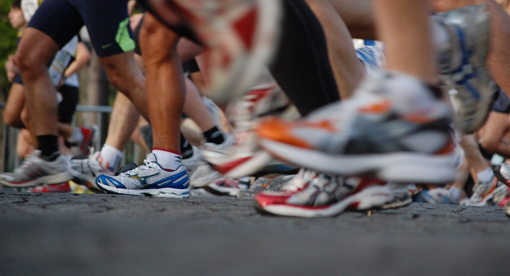 Study Links Highly Cushioned Running Shoes to Higher Impact Load