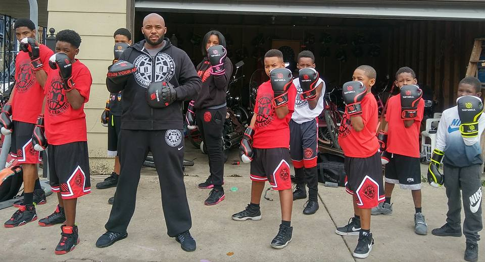 Interview with Derek Brown of the North Lawndale Boxing League (Part 2)