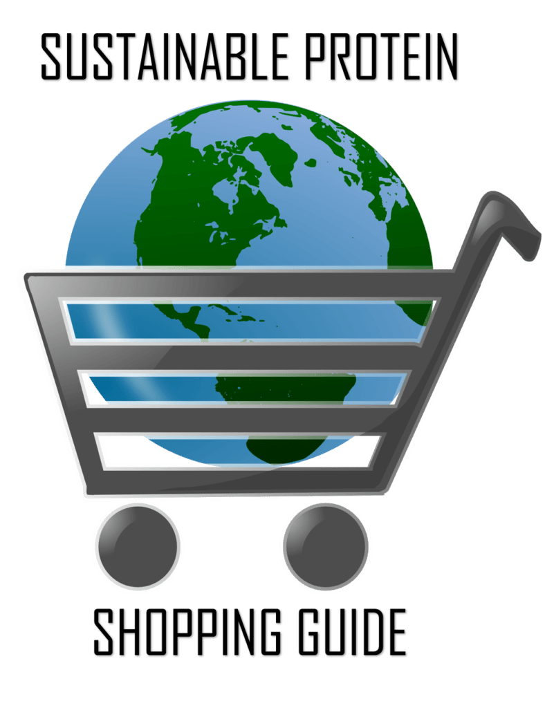 Sustainable Protein Shopping Guide, one of the free KineSophy resources